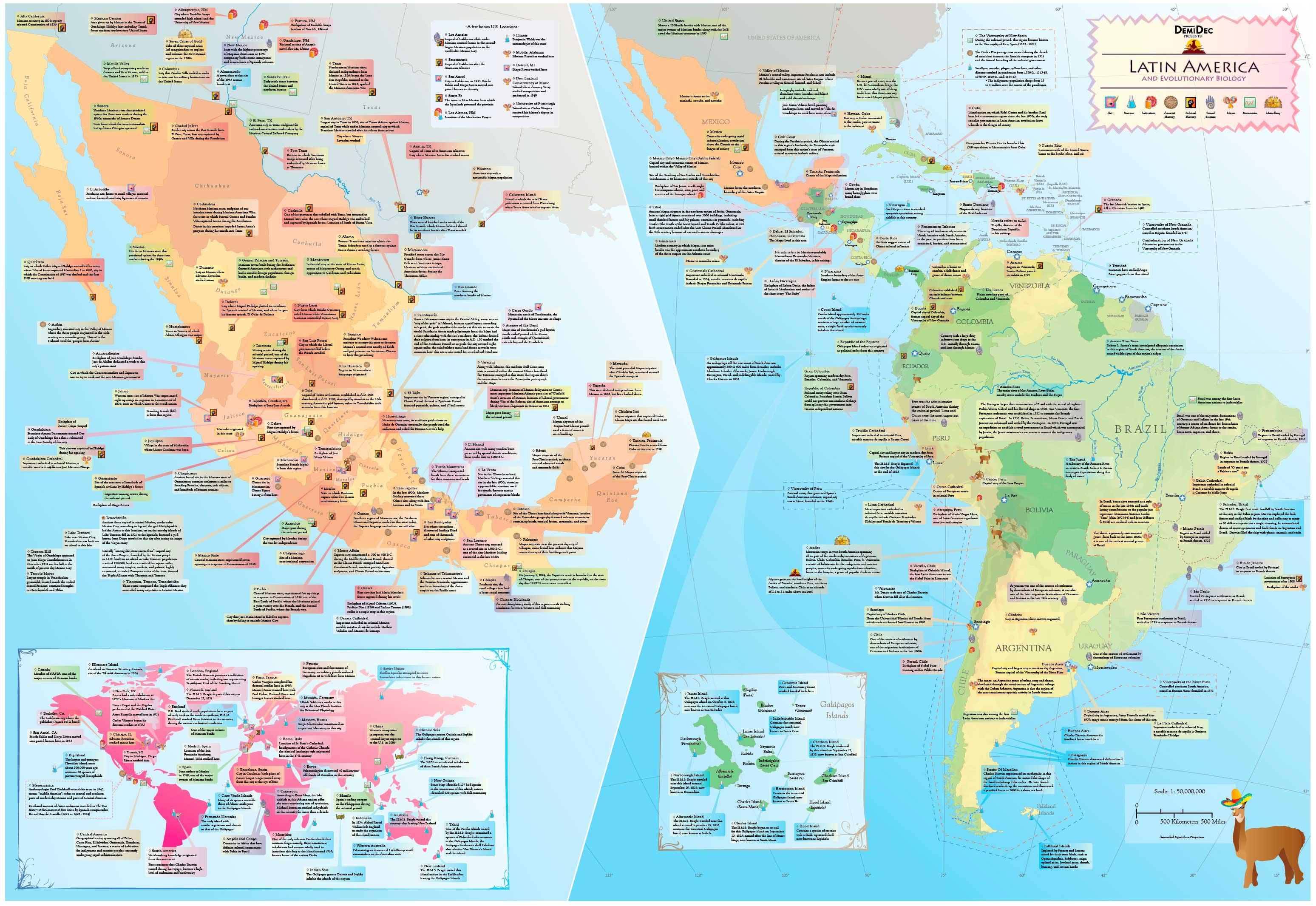 Latin America Colonization Essay